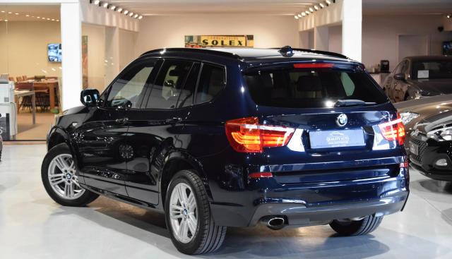 BMW X3 2.0 dA xDrive20 * M-EXCLUSIVE * NAVI * PANO * LED