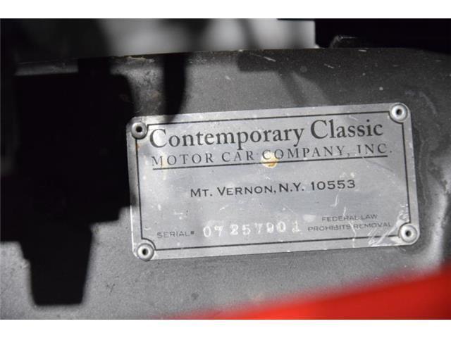 AC Cobra 289*V8*CONTEMPORARY MADE * 4SPEED *