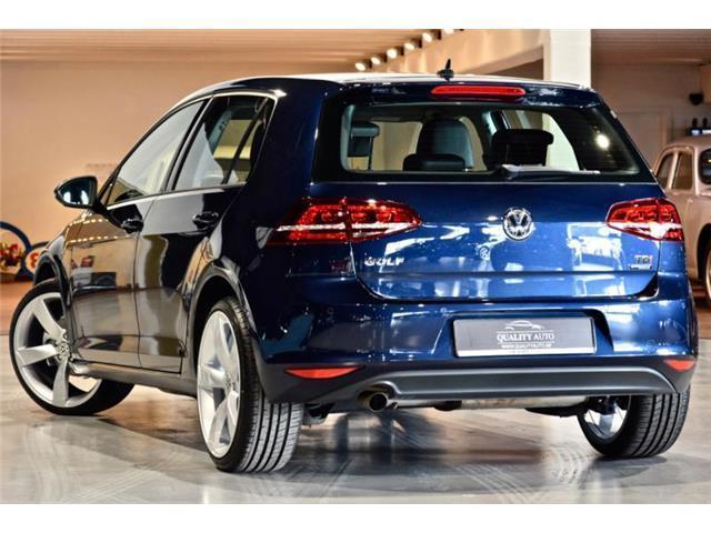 Volkswagen Golf 1.6 CR TDi Highline * NAVI - LEDER - XENON - LED