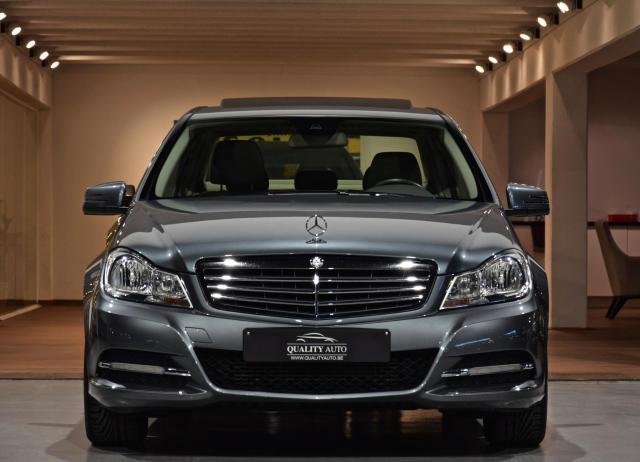 Mercedes-Benz C 200 CDI * Elegance * NAVI * LEDER * 7GTRONIC * OPENDAK