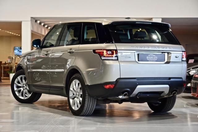 Land Rover Range Rover Sport 3.0 TDV6 HSE * NAVI * LEDER * CAMERA * FRIDGE *