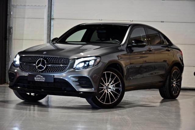 Mercedes-Benz GLC 350 e 4-Matic* Hybrid * AMG * Coup� * NAVI *HEAD UP