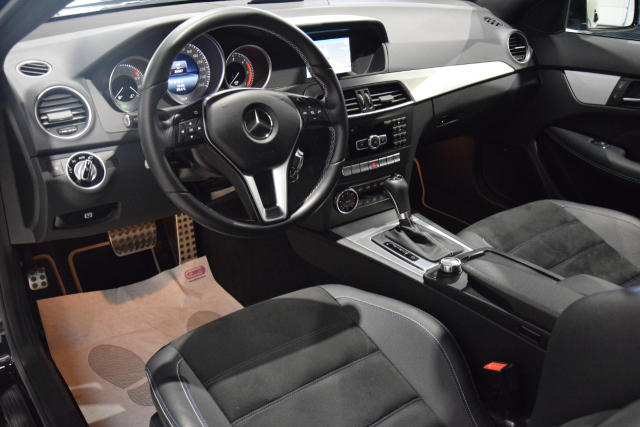 Mercedes-Benz C 220 CDI * AMG PACK * EDITION C * NAVI * AUTOMAAT * LED