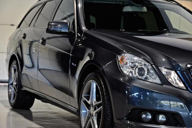 Mercedes-Benz E 200 CDI BE Elegance * NAVI * AUTOMAAT * ELEK KOFFER *