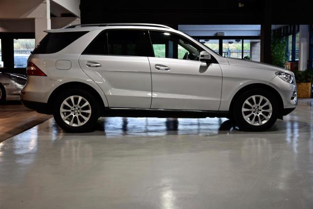 Mercedes-Benz ML 250 BlueTEC * NAVI * LEDER * 7-GTRONIC * ELEK KOFFER *