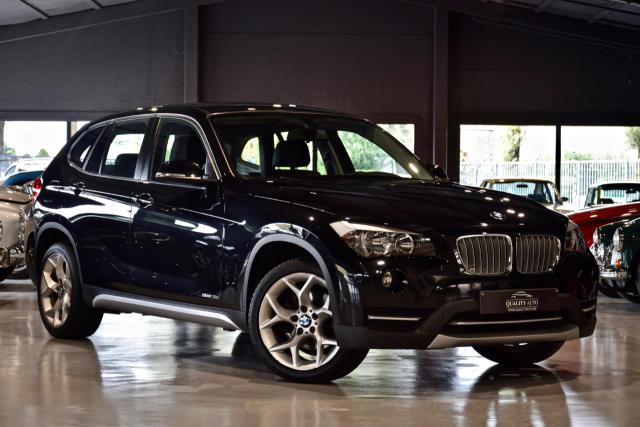 BMW X1 2.0 dA sDrive18 * X-LINE * NAVI * LEDER * LED *