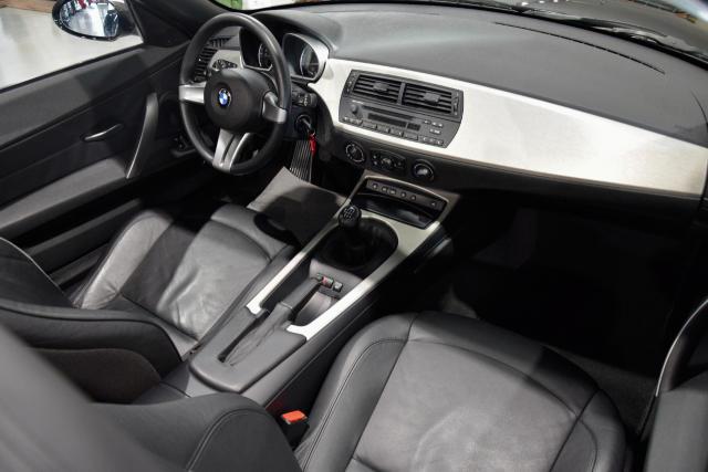 BMW Z4 2.0i 16v * LEDER * SPORTSTUUR * VERWARMD ZETELS *