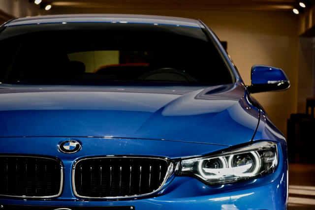 BMW 420 Coup� dA * M - EXCLUSIVE * NAV * SPORTPACK * FACELIFT
