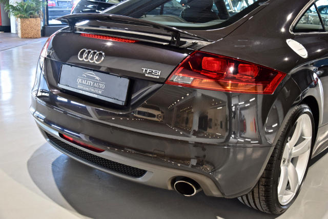 Audi TT 2.0 TFSI Quattro S tronic * SLINE PLUS *