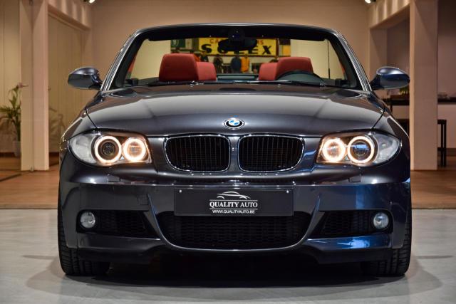 BMW 120 3-T�rer D* 1ste EIGENAAR *M-SPORT PACK*58.000KM* FULL OPT*
