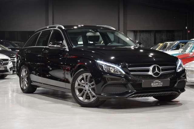 Mercedes-Benz C 200 D * AUTOMAAT *NAVI * XENON * 12M WAARBORG