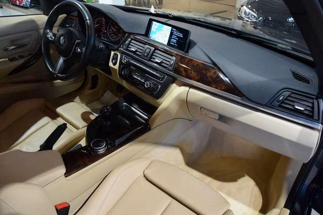 BMW 316 Limousine 3 DIESEL - 2012 * M-SPORT PACK * LEDER * NAVI *